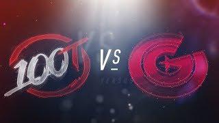 100 vs CG Week 9 Day 1 Highlights (Spring 2018)