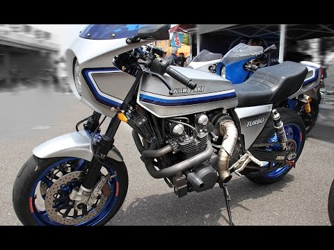 Kawasaki Z1 Turbo