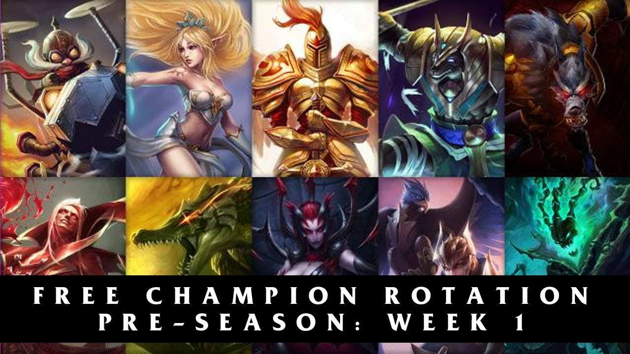 Enter a champion in the search box to view statistics about their rotation history and get a prediction on when they will be free next.