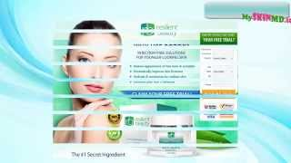 Resilient Beauty Advanced Anti Aging Formula Review - Look Young And Beautiful Use Resilient Beauty Thumbnail