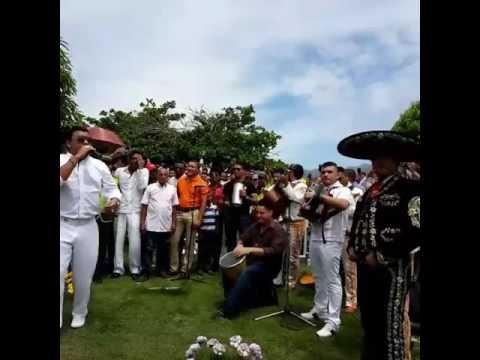 Video de Rafael Santos & Ivan Zuleta le festejan el cumpleaños a Diomedes Díaz 2016