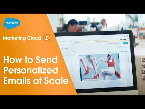 Salesforce Marketing Cloud Email Studio Demo | Salesforce
