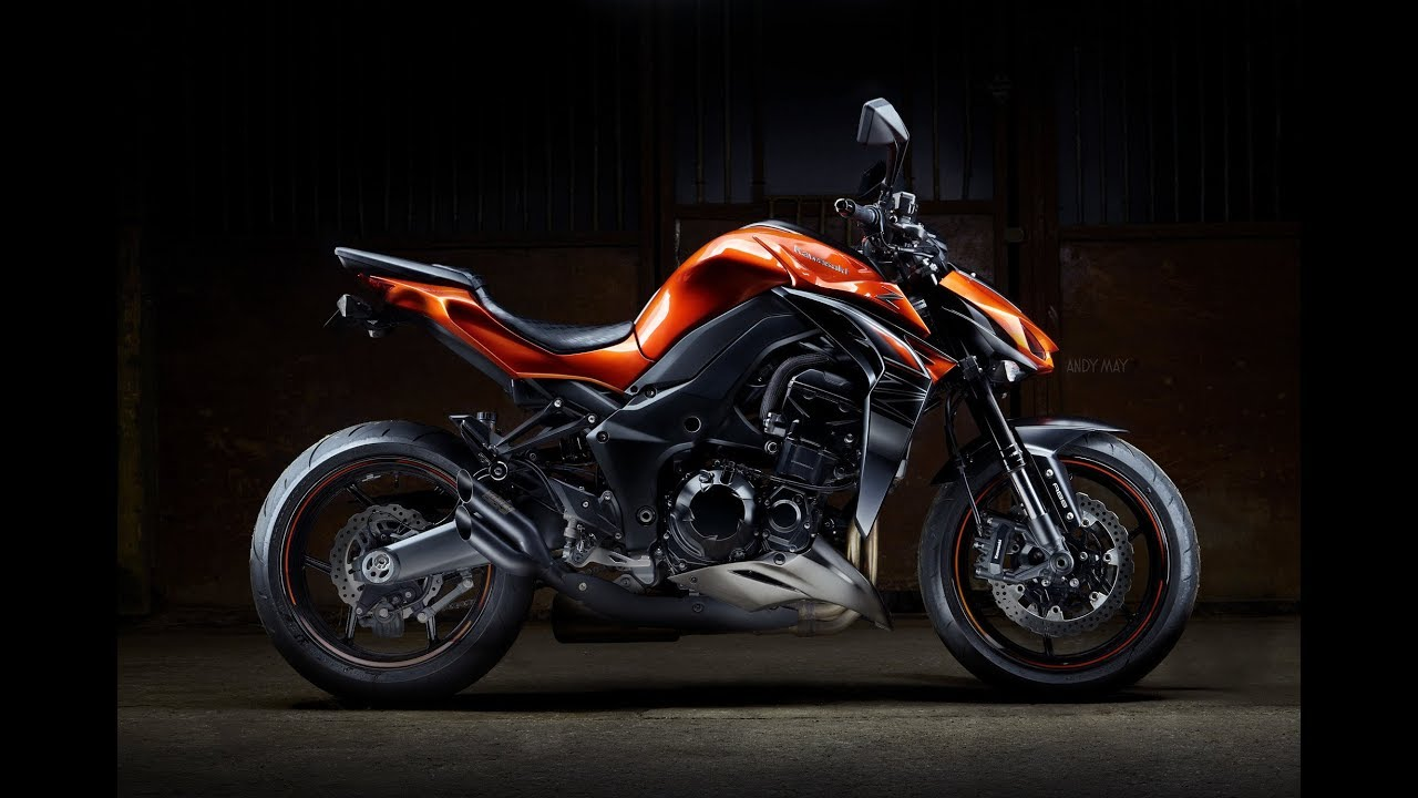 Photography: Painting my bike with light! Z1000 Photoshoot ...