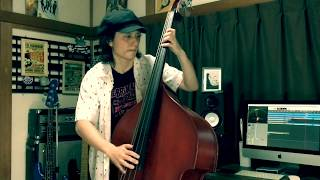PLEASE DON'T TOUCH / STRAY CATS (LEE ROCKER)【DOUBLE BASS COVER】