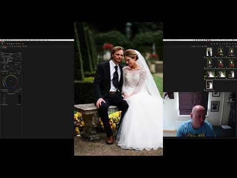 Wedding Photography Bootcamp Edit