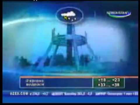 Ob-havo Uzbekistan - YouTube