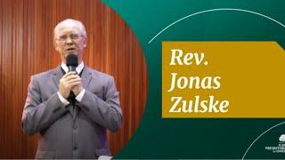 O CRISTIANISMO AMEAÇADO - Apocalipse -  Rev. Jonas Zulske