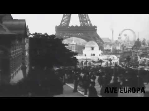 EUROPE 1895-1900