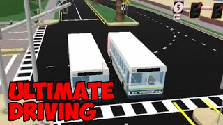 Ultimate Driving {1} Bus Music (Roblox)