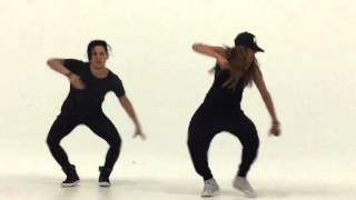 The Bruk Out Song Zumba® Choreography by Alexsa. Dancers Alexsa & Henry