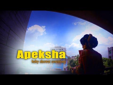 Apeksha baby shower ceremony | HIRA ART PHOTOGRAPHY 2018