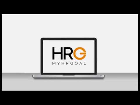 MyHRGoal tutorial
