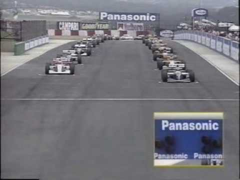 F1 1993 Season Review  - Round 1 - South Africa