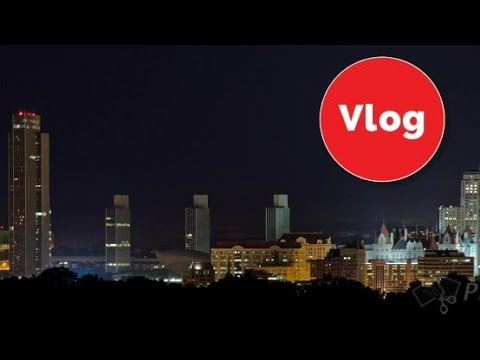 Vlog 8/6/17 | Driving Around Albany County NY - Taking Night Photos with CellPhonzRock Enterprises!