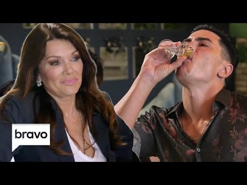 Tom Schwartz And Tom Sandoval's Signature Cocktails Are Up For Review | Vanderpump Rules | Bravo