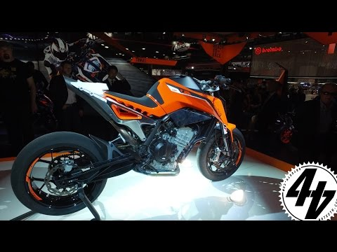 Hottest Bikes of 2017 at EICMA