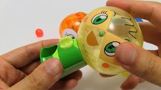 Anpanman Miniature Capsule Toy Machine from Capsule Toy Machine
