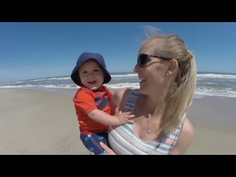 OBX Hatteras Island Vacation 2016