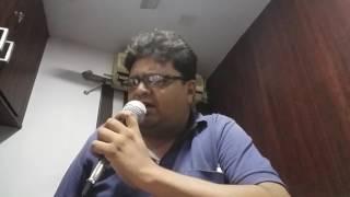 Do Pal Ruka Khwabo Ka Karva Karaoke Performance