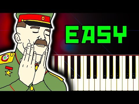 SOVIET ANTHEM EASILY LEARNS YOU!