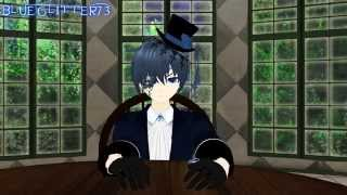 WATCH IN HD! My first MMD Black Butler video lol. Ciel is mad at Alois and Sebastian teaches him how to flip the bird. :P Ciel model by: ThornedDream ...