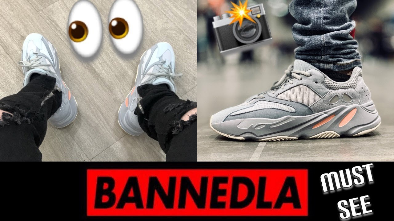6c0935e3 First Look at the YEEZY 700 - INERTIA! MUST see Before Buying These ...