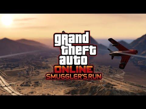 [GTA 5] GTA Online Ep.188 - Smuggler's Run - Všechna Nová Auta, Oblečení a Doplňky [CZ]