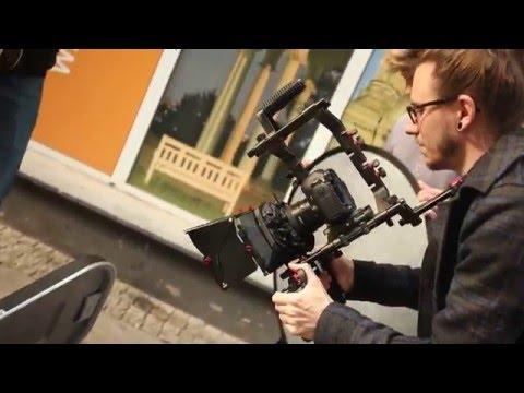 FILMCITY DSLR Camera Cage Shoulder Rig Kit FC-02 Stability Comfort Balance