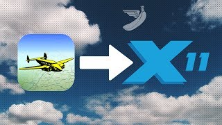 Load a Plan-G route into XP11's GPS - Quick Tutorial