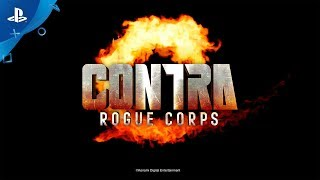 Contra: Rogue Corps - E3 2019 Announce Trailer - Red Band | PS4