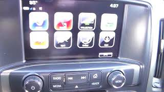 How to use Driver Dash Features | 2018 Chevy Silverado 1500