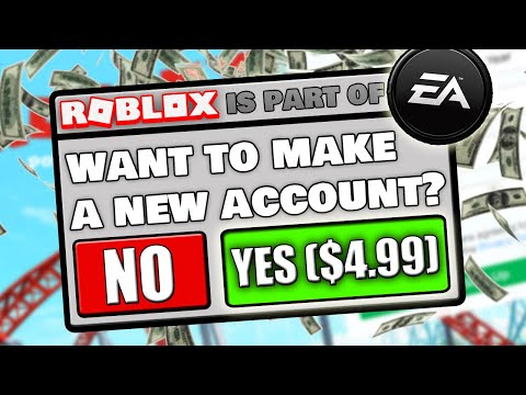 If Roblox was made by EA
