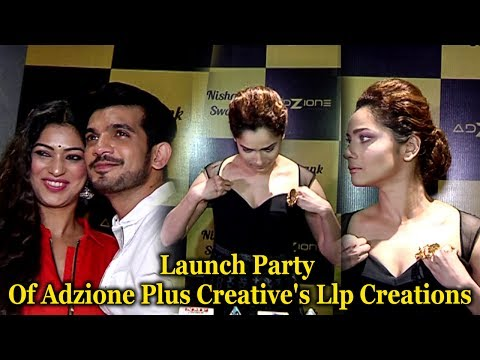 Launch Party Of Adzione Plus Creative's Llp Creations | Bollywood Events