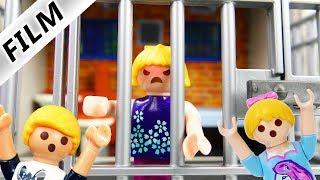 Playmobil Film Deutsch STIEFSCHWESTER LANDET IM GEFÄNGNIS? HANNAHS HAUSTIER VERMISST! Familie Vogel