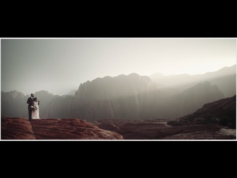 Utah Wedding Video, Raynesha & Dominic from Fort Wayne, Indiana