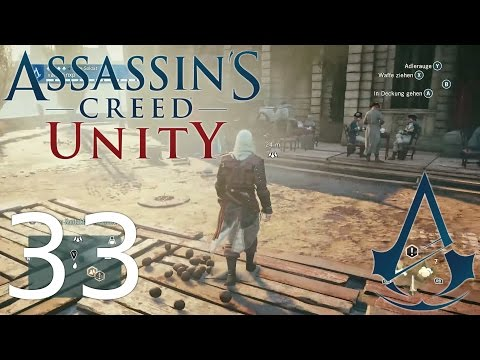 Assassin'S Creed: UNITY #33 - $$ Rich Arno $$! [1080p60/Deutsch/UltraPC]