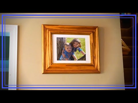 How to Build Picture Frames With Coves