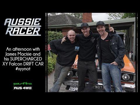 Aussie Racer- Exclusive with drift legend James Mackie!