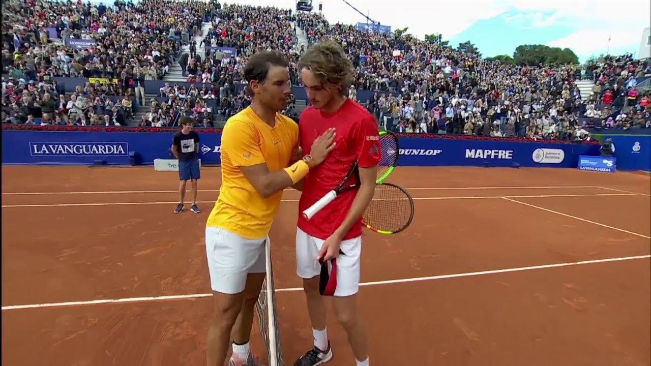 Barcelonada şampiyon Nadal 92