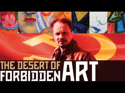 THE DESERT OF FORBIDDEN ART Documentary Explored with Dir. Amanda Pope