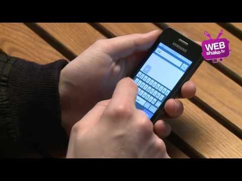 Samsung Wave 723 - recenzja, Mobzilla odc. 10