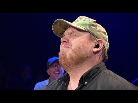 Eric Hunter - Luke Combs Grand Ole Opry Invite