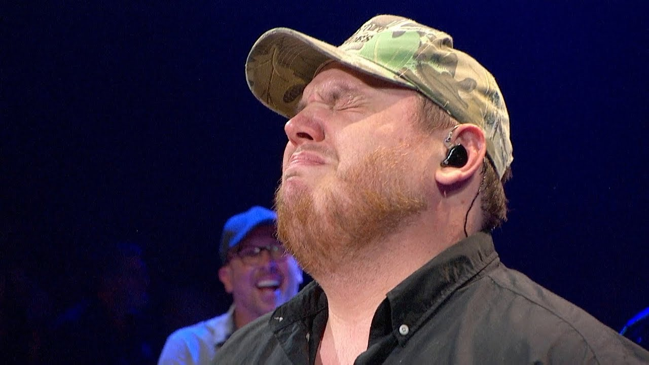 ACM Awards: Luke Combs sings 'Forever After All' on Opry stage