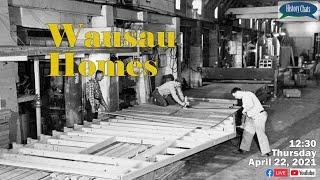 video thumbnail: History Chats | Wausau Homes