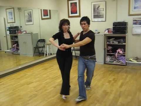 Paso Doble Lesson