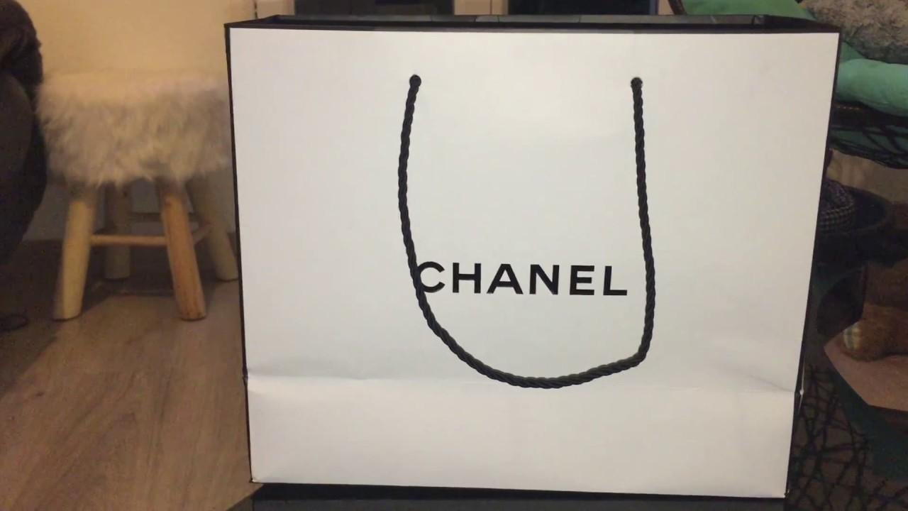 Extrêmement Prèsentation du Coffret parfum Coco Mademoiselle Chanel - YouTube VC18