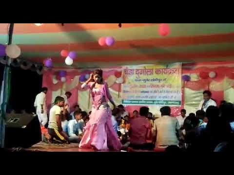 Sirjananad Pande Ka Jabardast Stage Show Along With Sudarshan Yadav 2018