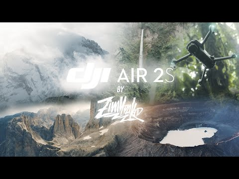 DJI Air 2Sの最新PVが公開
