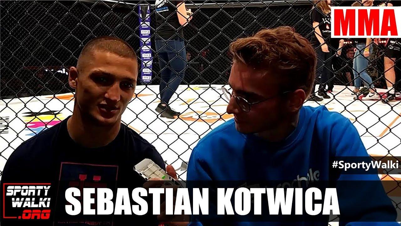 Sebastian Kotwica po WWR8: Byłem zawsze krok przed przeciwnikiem