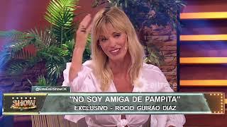 Rocío Guirao Díaz contó la verdad sobre Pampita y la guerra de modelos
